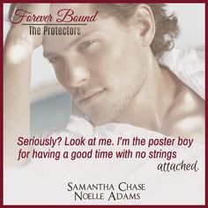 ❥ BOOK BLITZ: Forever Bound by Samantha Chase and Noelle Adams ❥