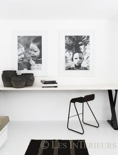 Les Interieurs, Interior Design by Pamela Makin, Sydney barefootstyling.com