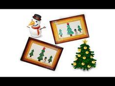 "PART 2 of 3 tutorial: Beaded Applique ""New Year gift"" (Аппликация из бисера)"
