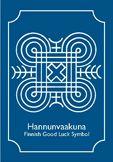 Finnish good luck symbol
