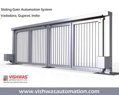 #SlidingGate #Automation_System Manufacturer in #Vadodara, #Gujarat, #India We are among the reputed firms in the industry widely appreciated for bringing forth the clients an excellent assortment of Gate Automation. Under this range, we offer Sliding Gate Automation, #SwingGate Automation and #CantileverGates. All our products are manufactured using genuine raw material, which is sourced from the genuine vendors of the market. http://www.vishwasautomation.com/cantilever-gates/