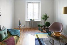 7 Dicas para decorar um apartamento pequeno