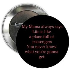 Life is like a plane full of passengers...