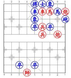 Red first. Win Draw or Lose? Can you try it? #chess #xiangqi #chinesechess #midendgame Đỏ tiên. Thắng Hòa hay Thua? Mời bạn thử sức? Trích từ: Lạn Kha Thần Cơ Fen: 4kae2/4rRHhC/4e3c/4pPp2/5P1C1/9/9/9/2p1p4/3K5 Answer: http://ift.tt/2zz1OK1