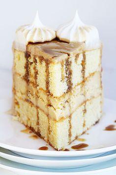 Root Beer Cheesecake  Cake