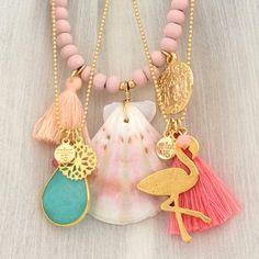 Summer Necklaces - Mint15 | www.mint15.nl