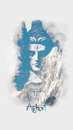Bum Bum Bhole wallpaper by Whatthematter - 62 - Free on ZEDGE™ Arte Shiva, Shiva Tandav, Shiva Linga, Shiva Art, Hindu Art, Rudra Shiva, Lord Shiva Statue, Lord Shiva Pics, Lord Shiva Hd Images