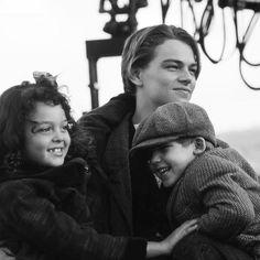 "2,390 Likes, 25 Comments - Leonardo DiCaprio (@leo.dcaprio) on Instagram: ""Behind the scenes of Titanic (1997) ✨"""