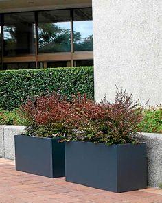 Iota Australia - Manhattan Trough planter - 1200 x 500 x 600 high