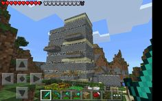 My Awesome Survival World #myminecraft
