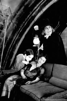 Lon Chaney in Todd Browning's London After Midnight (1927). From Boutique Horror-Horror Boutique.