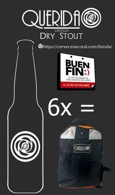 Cerveza QUERIDA en el buen fin       @CervezaQuerida     #cerveceriacoral #cervezaartesanal   #CervezaQUERIDA  #CervezaQUERIDA Coral, Movie Posters, Te Quiero, Film Posters, Billboard