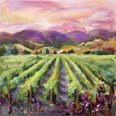 Impressionist landscape paintings oil paintings