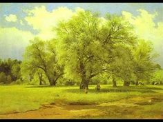 Willows Lit Up by the Sun - : Canvas Art, Oil Painting Reproduction, Art Commission, Pop Art, Canvas Painting Spring Landscape, Forest Landscape, Landscape Prints, Landscape Paintings, Oil Paintings, Russian Landscape, Oil Painting Pictures, Abstract Canvas Wall Art, Free Art Prints