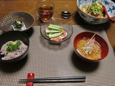 Buddhist Uzuki Cooking Class Meal with Recipes (a great post on a couple's cooking class they attended in Japan with lots of pics and info concerning the ingredients)