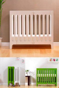 Etonnant Alma Folding Crib By Bloom Bloombaby.com Foldable Crib, Furniture For Small  Spaces,. Foldable CribFurniture For Small SpacesSpace Saving Baby ...