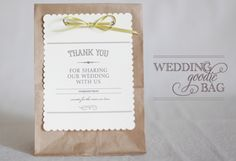 My Wedding Favors ​ Think of all the important people that have helped you get to this important day. We carry many gifts that say Thank You for you. Find unique gifts for bridesmaids, groomsmen,...