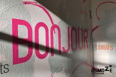 Décoration murale > Centre Social et Crèche Laennec > Mur Hall