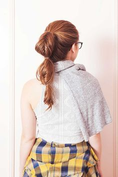Back-to-school hair tutorials that we're giving an A