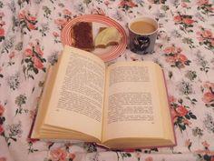 How my mornings start.