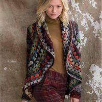 Noro Crochet Ceket PDF