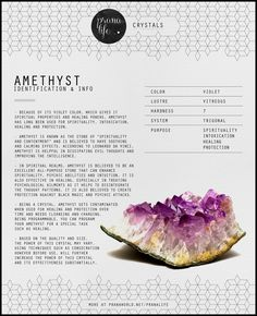 Prana Life | Amethyst . My favorite color, Amethyst has always been my most collected and favorite of  gemstones!