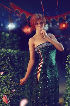 Triss Merigold The Witcher art The Witcher Wild Hunt, The Witcher Game, Jeux Nintendo 3ds, Jeux Xbox One, Witcher 3 Triss, Witcher Art, Fantasy Women, Fantasy Girl, Fantasy Characters