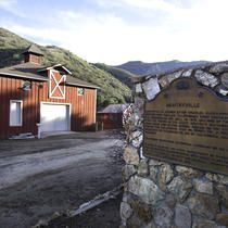 Take a hike into a ghost town — not far from DTLA