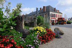 #eguzon #village #etape #village #etape #indre #centre #fleurs #bourgfleuri