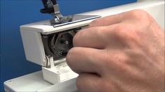 How to properly oil a Pfaff/rotary hook sewing machine - very concise and quick how to