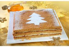 Miodownik. Kliknij w zdjęcie, aby poznać przepis. #ciasta #ciasto #desery #wypieki #cakes #cake #pastries #Xmas