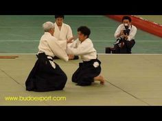 48th All Japan Aikido - Ueshiba Moriteru Doshu | http://pintubest.com