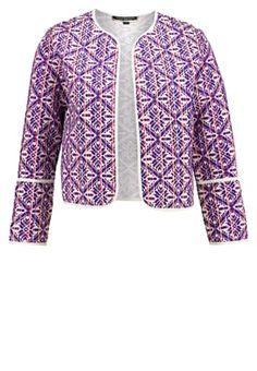 Blazers Topshop Blazer - purple Paars: € 52,45 Bij Zalando (op 13-7-16). Gratis bezorging & retournering, snelle levering en veilig betalen!
