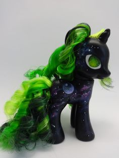 Iona a my little pony custom by puuush on Etsy