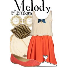 Melody by lalakay on Polyvore