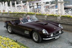 """Had one at my agency, """"Salon Ferrari"""" in California  in 1973. Amazing, Fast, Gorgeous!"""