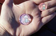 Mini glass magnets Mini Mágnes Hűtőmágnes Üveglencse Baby girl Baba