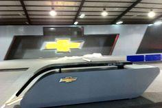 Chervolet Cadillac, Car Fair Stand.