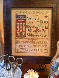 Beauty and Grace copywrite 2012, Jan Alexander