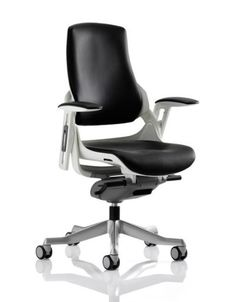 Ergonomic Desk Chair Uk Used Covers And Sashes 40 Best Office Chairs Images Zephyr Black Leather Computer