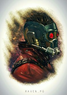 Peter Quill a.k.a. Star-Lord