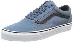 Vans Unisex-Erwachsene Old Skool Sneakers, Blau (C&P Blue Mirage/True White), 39 EU - http://on-line-kaufen.de/vans/39-eu-vans-old-skool-unisex-erwachsene-sneakers-22