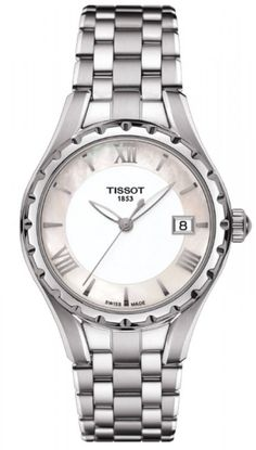 Tissot Watch T-Lady #bracelet-strap-steel #brand-tissot #case-material-steel #case-width-34mm #delivery-timescale-call-us #dial-colour-white #gender-ladies #luxury #movement-quartz-battery #official-stockist-for-tissot-watches #packaging-tissot-watch-packaging #subcat-t-classic #supplier-model-no-t0722101111800 #warranty-tissot-official-2-year-guarantee #water-resistant-30m