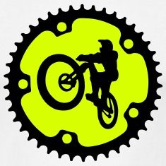 There are many different kinds and styles of mtb that you have to pick from, one of the most popular being the folding mountain bike. The folding mtb is extremely popular for a number of different … T Shirt Designs, Bicycle Birthday Parties, Bike Icon, Mountain Biking Quotes, Bike Logo, Bike Tattoos, Bike Quotes, Downhill Bike, Driftwood Art