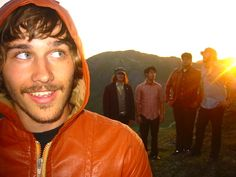 John Gourley lead singer of Portugal. The Man. De-friggin-licious!!! #handsome #hot #sexy #celebrity #hunk