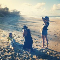 Yesterday afternoon we dined out on shadows, sunsets, sea-mist whilst shooting on the beach of Byron Bay with photographer @Carly Brown , who effortlessly snapped away capturing our washed up luxurious castaway vibe. Watch this space for our final cut of these amazing images. | fashion photography | jewellery designer | www.republicofyou.com.au