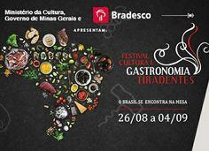 Uma das cidades históricas mais charmosas de Minas Gerais se prepara para a maior festa da gastronomia brasileira.  http://kardapion.com/evento/19-festival-cultural-e-gastronomia-de-tiradentes