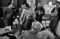 Magnum PhotosGuy Le Querrec GB. London. MAGNUM PHOTOS annual meeting