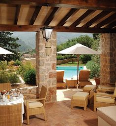 Sexy honeymoon resort with a private plunge pool - Spain
