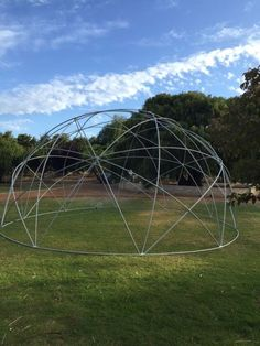 With a geometry that creates a pattern of stars and pentagons, a minimal number of members and simple joint construction, the Stardome represents a fast, elegant . Geodesic Dome Greenhouse, Pvc Conduit, Dome Structure, Large Backyard Landscaping, Dome House, Shed Plans, Aquaponics, Outdoor Projects, Pergola